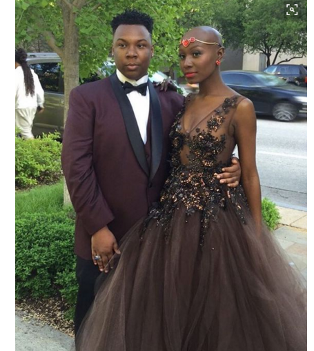 1003a85d97 Black Girls SLAYING Prom on Pinterest  Gallery